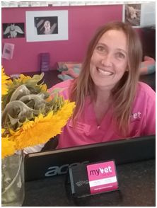 MyVet Byron Bay - Veterinary Nurse - Amy